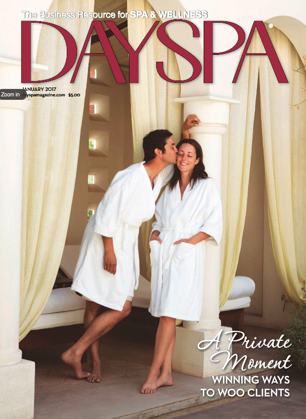 Dayspa 1-17 Cover